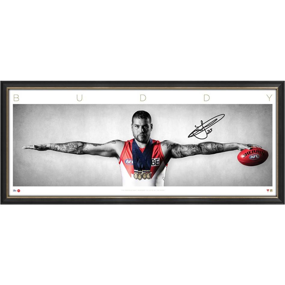 Buddy Franklin Signed Wings0