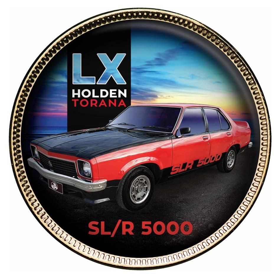 Holden Torana Enamel Penny 9-Coin Collection4