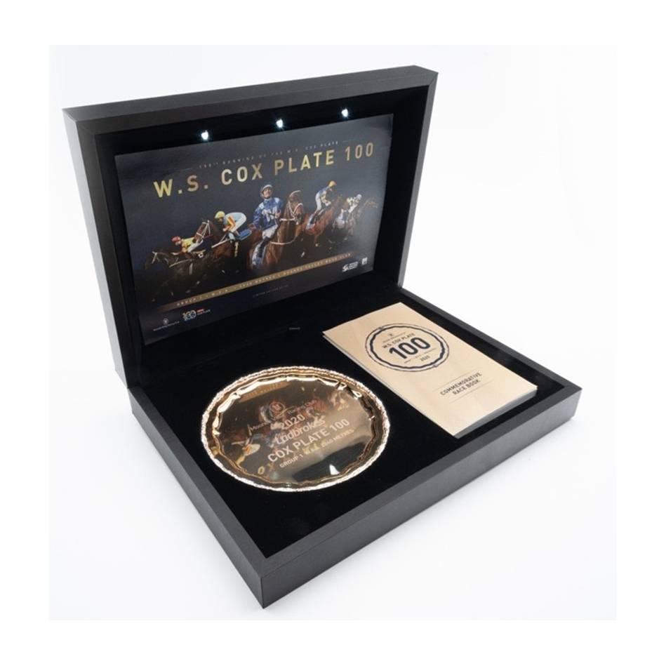 Cox Plate 100 Philatelic Race Book Display3