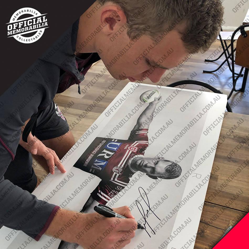 Tom Trbojevic Signed Wings1