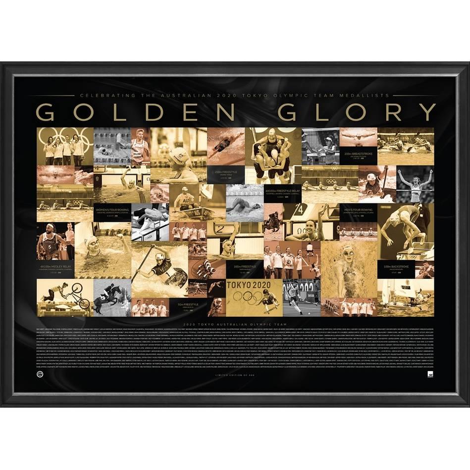Australian Golden Glory Sportprint0