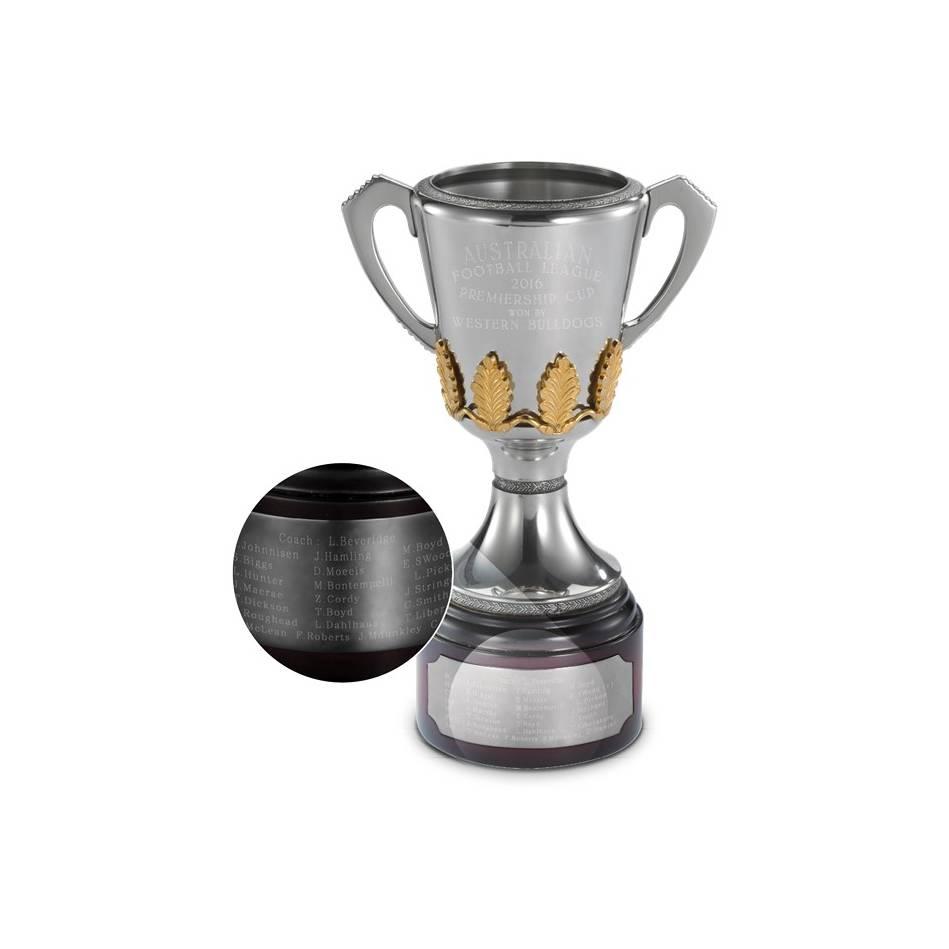 RICHMOND VFL/AFL REPLICA PREMIERSHIP CUP0
